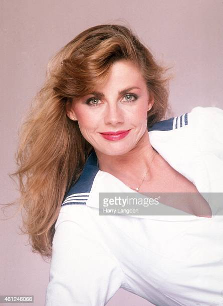 Actress Jan Smithers poses for a portrait in 1981 in Los Angeles California