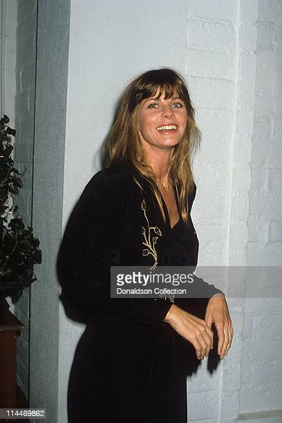 Actress Jan Smithers poses for a portrait in circa 1981 in Los Angeles California