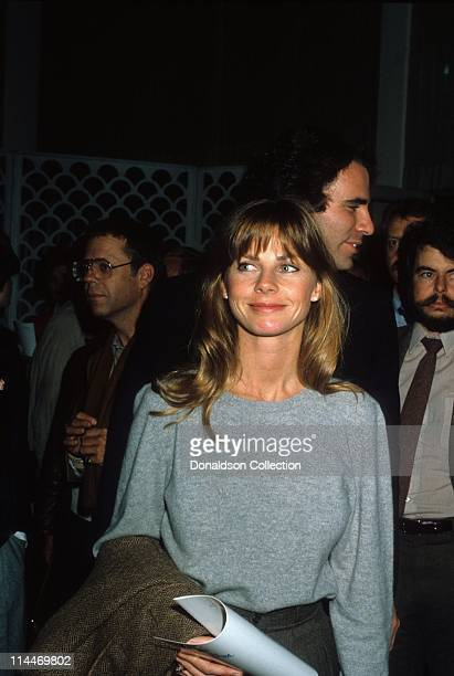 Actress Jan Smithers poses for a portrait in December 1981 in Los Angeles California