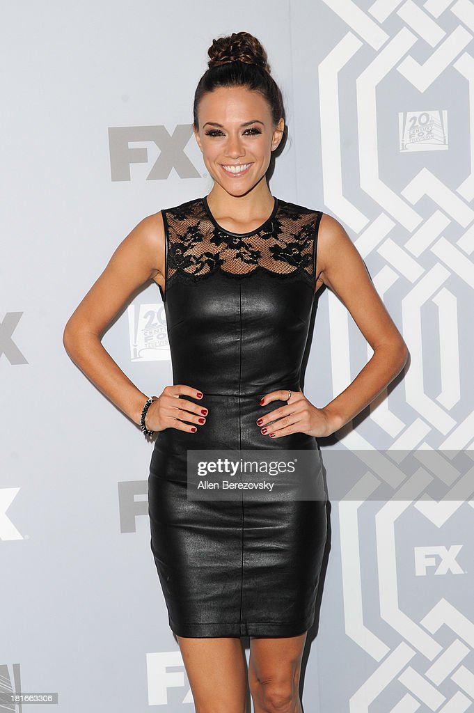 Actress Jana Kramer attends the Fox Broadcasting, Twentieth Century Fox Television and FX 2013 Emmy nominees celebration at Soleto on September 22, 2013 in Los Angeles, California.