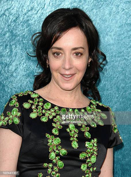 Actress Jane Adams attends the Season 2 premiere of HBO's 'Hung' at Paramount Theater on the Paramount Studios lot on June 23 2010 in Hollywood...