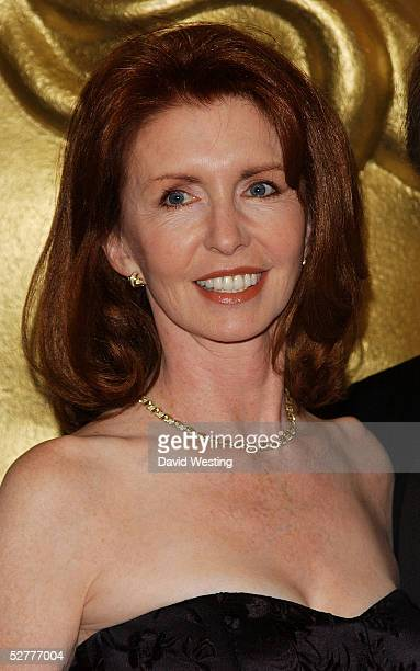 Actress Jane Asher arrives at the British Academy Television Craft Awards at The Dorchester on May 8 2005 in London The awards honor the production...