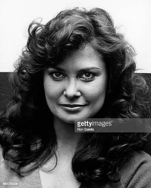 Actress Jane Badler attends Soap Opera Shindig Party on December 11 1981 at the Lone Star Cafe in Los Angeles California