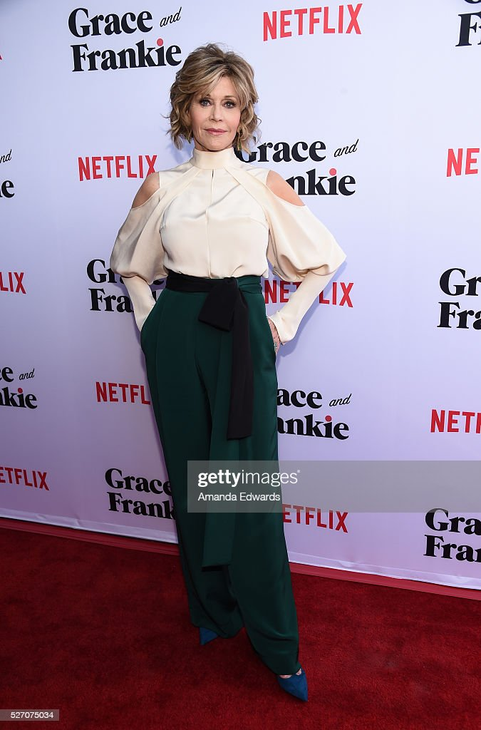 "Netflix Original Series ""Grace & Frankie"" Season 2 Premiere - Arrivals : News Photo"