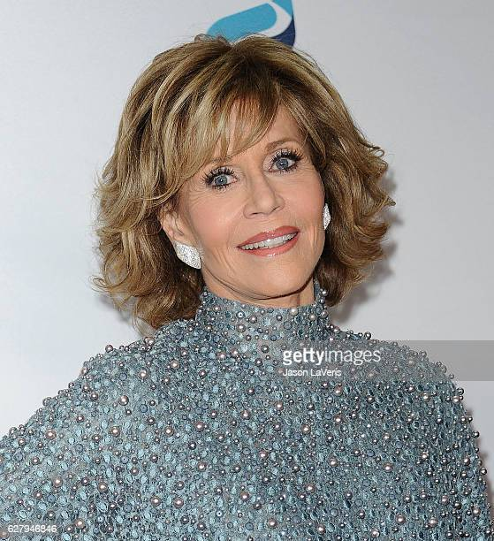 Actress Jane Fonda attends Equality Now's 3rd annual Make Equality Reality gala at Montage Beverly Hills on December 5 2016 in Beverly Hills...