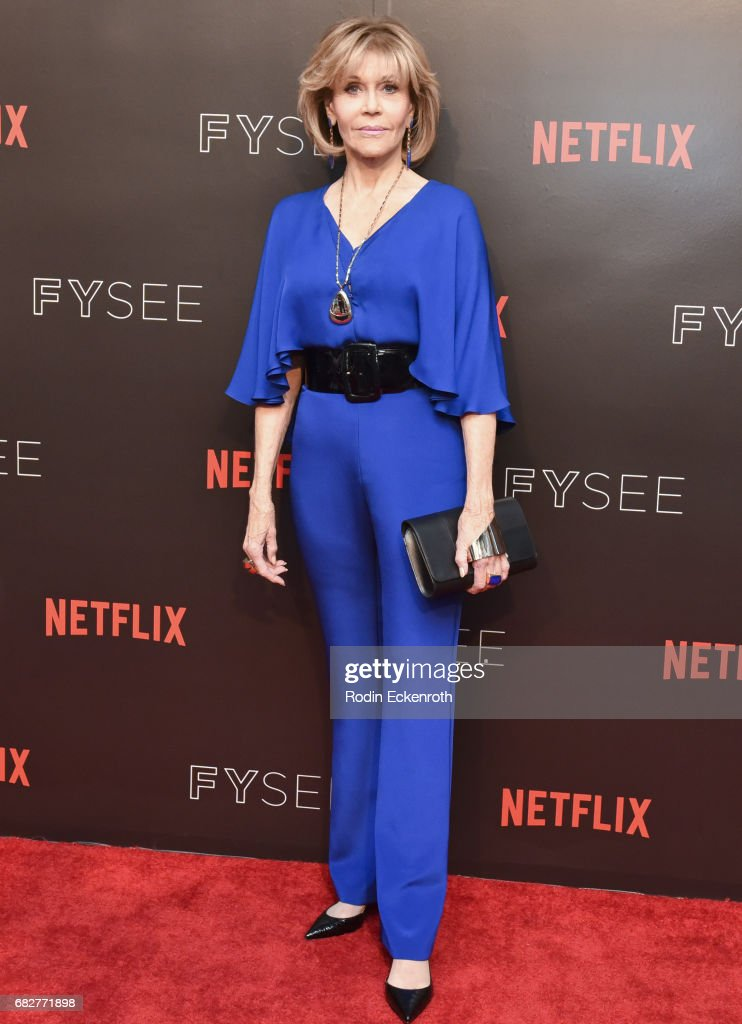 "Netflix's ""Grace And Frankie"" FYC Special Screening Event - Arrivals"