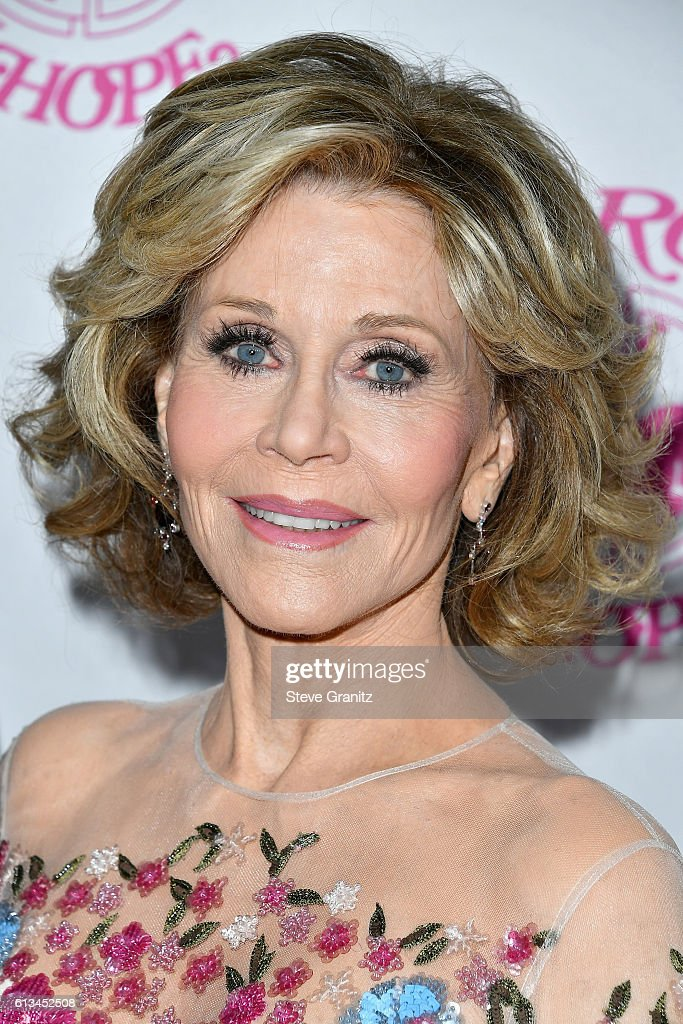 Actress Jane Fonda attends the 2016 Carousel Of Hope Ball at The Beverly Hilton Hotel on October 8, 2016 in Beverly Hills, California.
