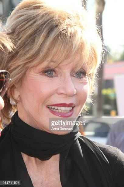 Actress Jane Fonda attends the kick-off for One Billion Rising in West Hollywood on February 14, 2013 in West Hollywood, California.