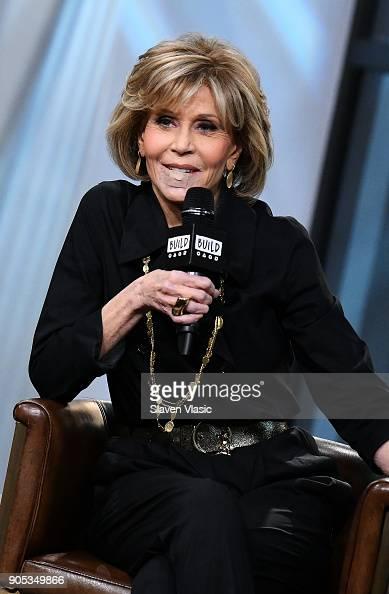 Jane Fonda Serie