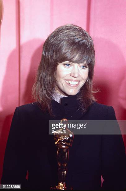 Actress Jane Fonda won the Academy Award for Best Actress for her role in the 1971 film Klute
