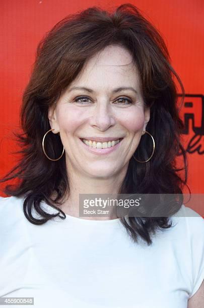 Actress Jane Kaczmarek arrives at Pasadena Playhouse opening night for 'Kiss Me Kate' at Pasadena Playhouse on September 21 2014 in Pasadena...