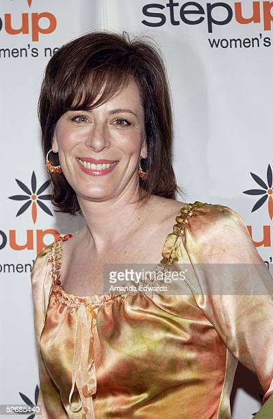 Actress Jane Kaczmarek arrives at the 2005 Step Up Women's Network Inspiration Awards Luncheon at The Beverly Hilton on April 22 2005 in Beverly...
