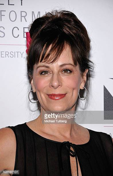 Actress Jane Kaczmarek arrives at the gala opening of the new Valley Performing Arts Center on January 29 2011 in Northridge California