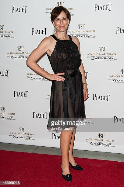 Actress Jane Kaczmarek arrives at the Stars Under The Stars An Evening in Los Angeles to benefit American Ballet Theatre on September 16 2014 in...