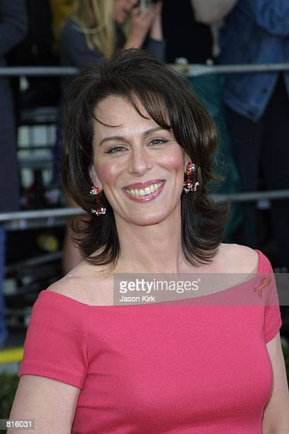 Actress Jane Kaczmarek attends the 7th Annual Screen Actors Guild Awards held at the Shrine Auditorium March 11 2001 in Los Angeles CA