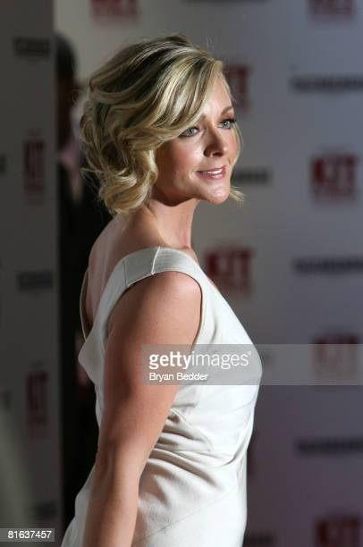 Actress Jane Krakowski arrives at the premiere of Kit Kittredge An American Girl at The Ziegfeld Theater on June 19 2008 in New York City
