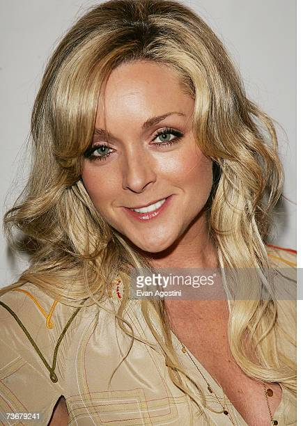 Actress Jane Krakowski arrives for opening night of 'Curtains' on Broadway at the Hirschfeld Theatre March 22 2007 in New York City