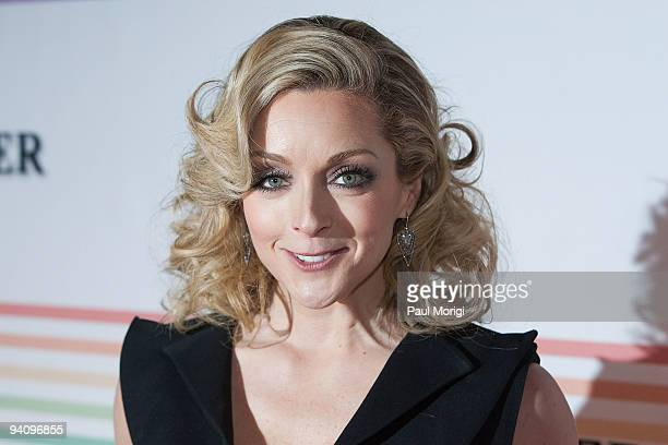 Actress Jane Krakowski arrives to the 32nd Kennedy Center Honors at Kennedy Center Hall of States on December 6 2009 in Washington DC
