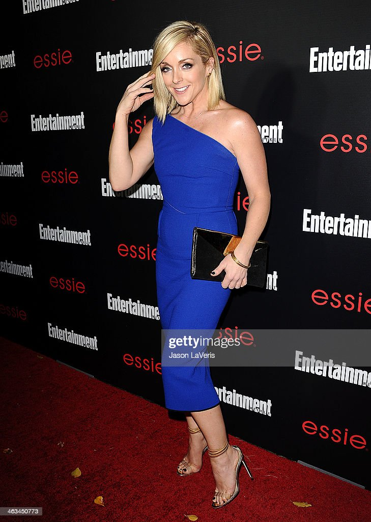 Actress Jane Krakowski attends the Entertainment Weekly SAG Awards pre-party at Chateau Marmont on January 17, 2014 in Los Angeles, California.