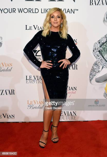 Actress Jane Krakowski attends the Le Vian 2018 Red Carpet Revue at the Mandalay Bay Convention Center on June 7 2017 in Las Vegas Nevada