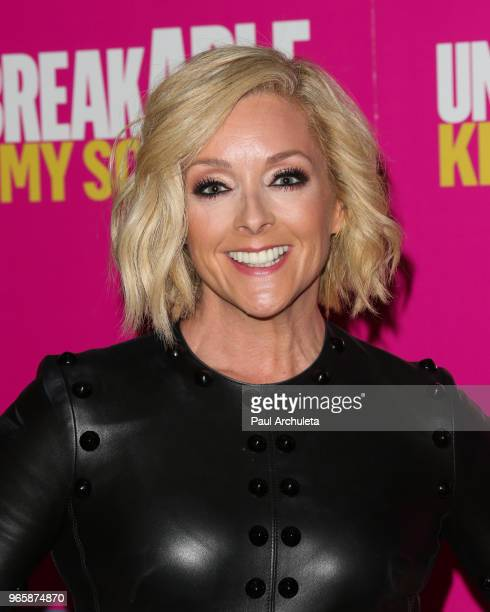 "Actress Jane Krakowski attends Universal Television's FYC of the ""Unbreakable Kimmy Schmidt"" at UCB Sunset Theater on June 1, 2018 in Los Angeles,..."