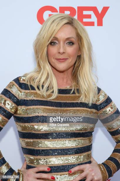 Actress Jane Krakowski hosts Grey's Centennial Gala in Madison Square Park on May 18 2017 in New York City