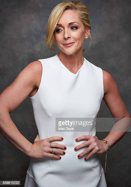 Actress Jane Krakowski is photographed for SAG Foundation on April 28, 2016 in New York City.