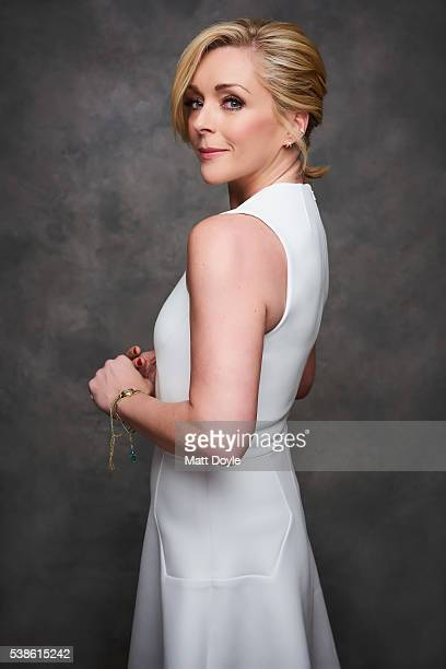 Actress Jane Krakowski is photographed for SAG Foundation on April 28 2016 in New York City