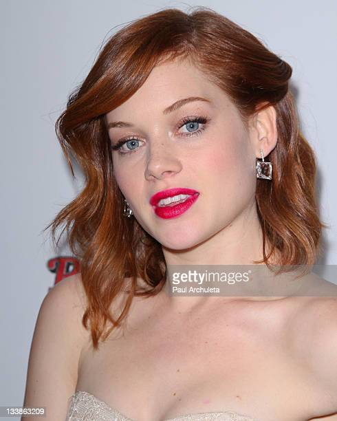 Actress Jane Levy attends Rolling Stone's 2nd annual American Music Awards after party at Rolling Stone Restaurant Lounge on November 20 2011 in Los...