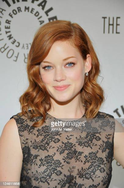 Actress Jane Levy attends the 2011 PaleyFest ABC Fall TV Preview at the Paley Center for Media on September 10 2011 in Beverly Hills California