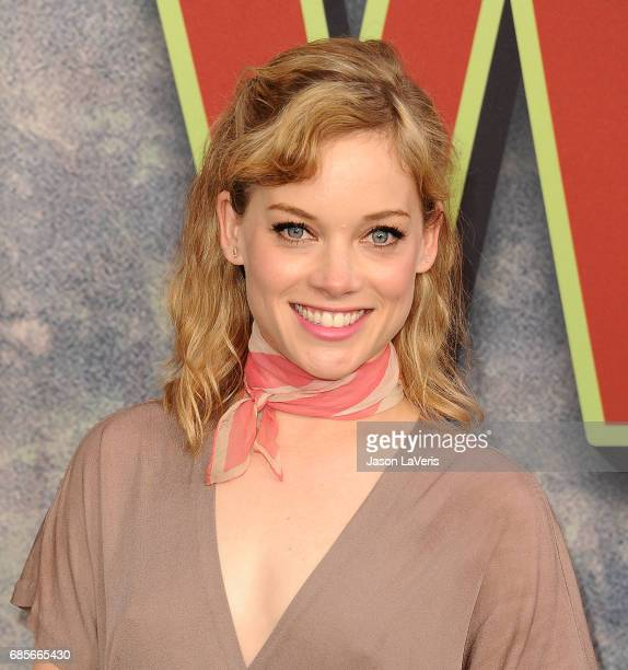 Actress Jane Levy attends the premiere of 'Twin Peaks' at Ace Hotel on May 19 2017 in Los Angeles California