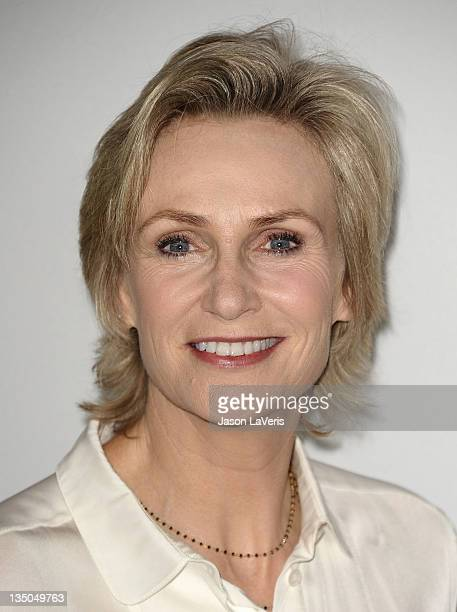 Actress Jane Lynch attends the 30th anniversary of People For The American Way Foundation at the Beverly Wilshire Four Seasons Hotel on December 5,...