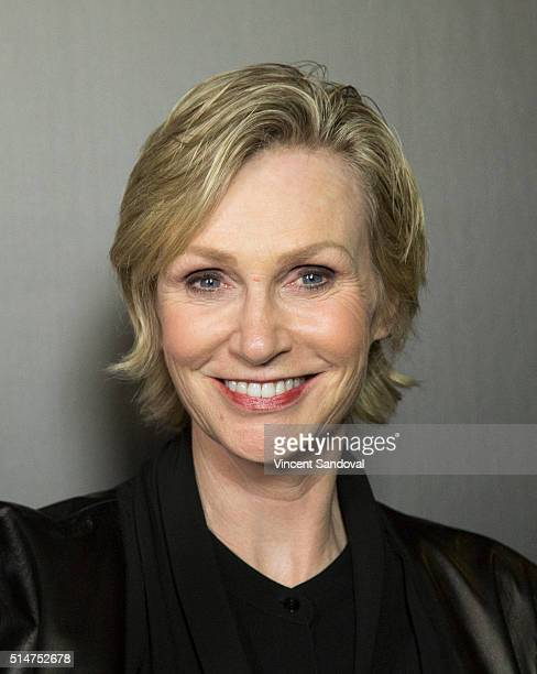 Actress Jane Lynch attends the premiere of HBO's 'Everything Is Copy' at TCL Chinese Theatre on March 10 2016 in Hollywood California