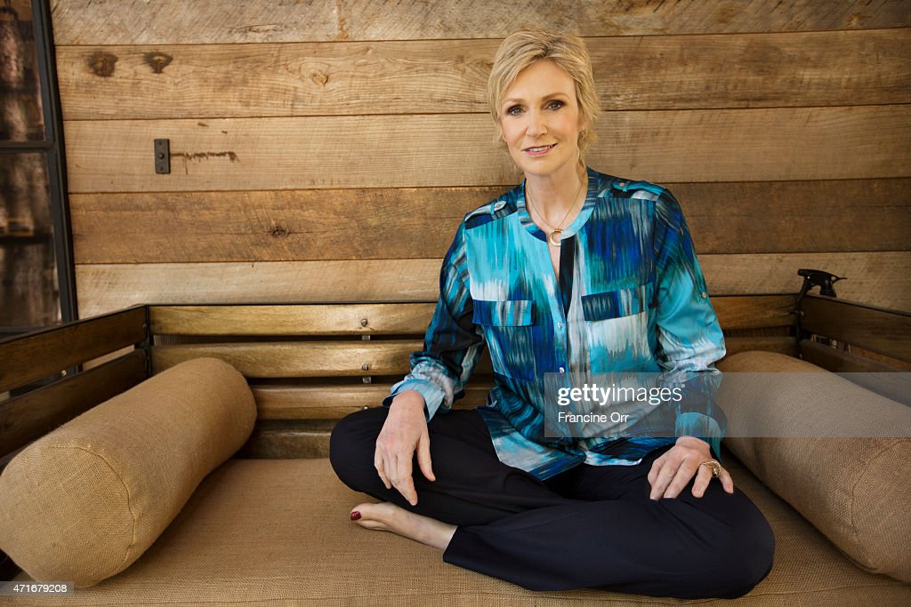 Jane Lynch, Los Angeles Times, April 27, 2015