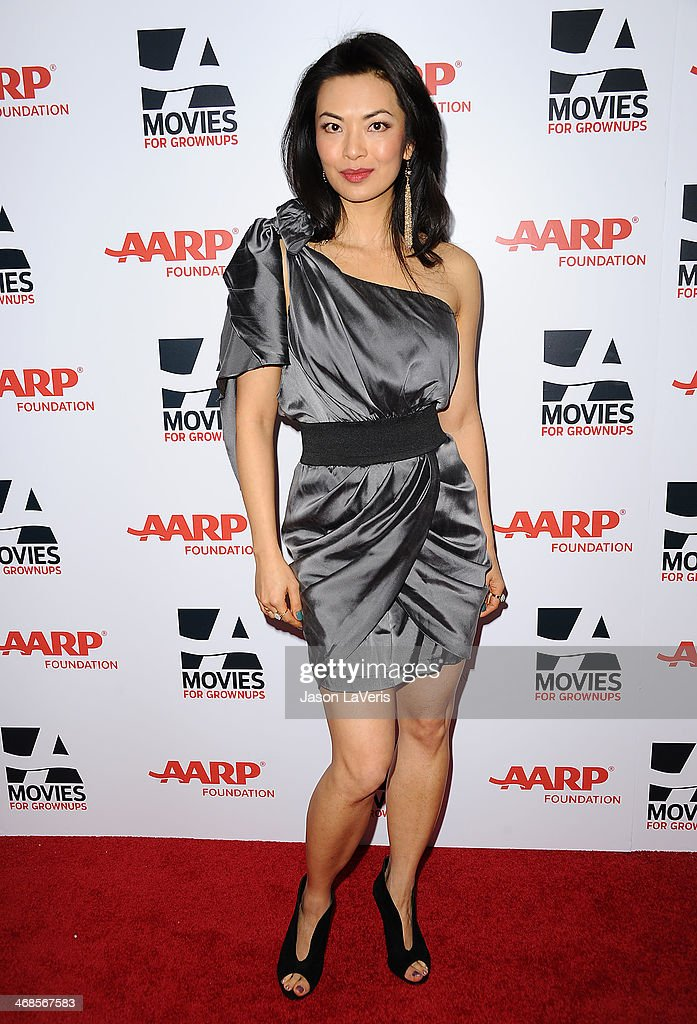 13th Annual AARP's Movies For Grownups Awards Gala : News Photo