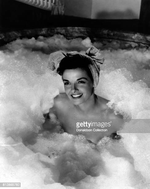 """Actress Jane Russell in a portrait session for the movie """"Son of Paleface"""" which was released July 14, 1952."""