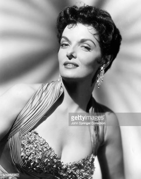 Actress Jane Russell