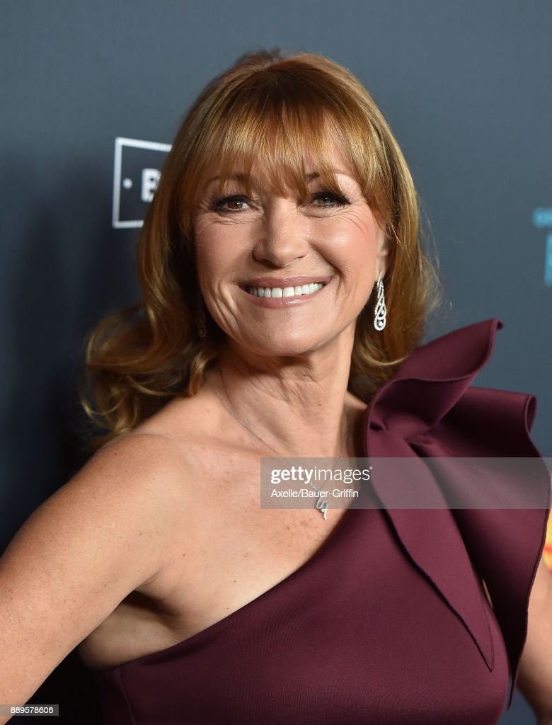 Actress Jane Seymour arrives at the premiere of 'Just Getting Started' at ArcLight Hollywood on December 7, 2017 in Hollywood, California.
