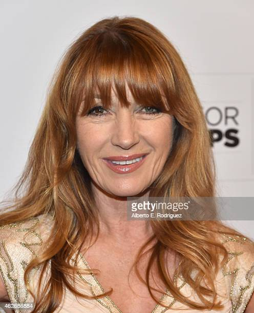 Actress Jane Seymour arrives to AARP The Magazine's 14th Annual Movies For Grownups Awards Gala at the Beverly Wilshire Four Seasons Hotel on...