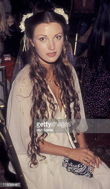 Actress Jane Seymour attends After Dark Awards on May 12 1977 in Beverly Hills California