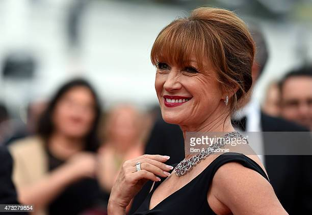 Actress Jane Seymour attends Premiere of Mad Max Fury Road during the 68th annual Cannes Film Festival on May 14 2015 in Cannes France