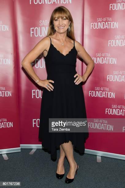 Actress Jane Seymour attends SAGAFTRA Foundation Conversations Screening Of 'Pray For Rain' at SAGAFTRA Foundation Screening Room on June 26 2017 in...