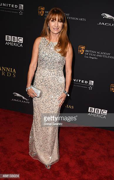 Actress Jane Seymour attends the 2014 BAFTA Los Angeles Jaguar Britannia Awards Presented By BBC America And United Airlines at The Beverly Hilton...