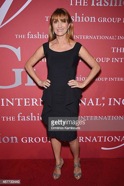 Actress Jane Seymour attends the 31st Annual FGI Night of Stars event at Cipriani Wall Street on October 23 2014 in New York City
