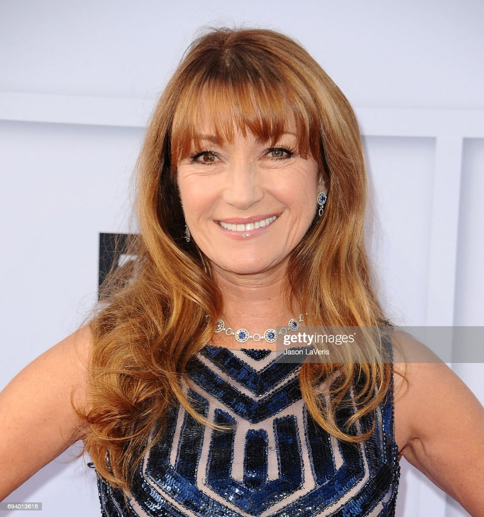 Actress Jane Seymour attends the AFI Life Achievement Award gala at Dolby Theatre on June 8, 2017 in Hollywood, California.