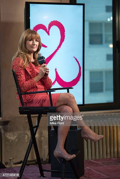 Actress Jane Seymour attends the AOL BUILD Speaker Series Jane Seymour Discusses The Open Hearts Foundation Gala at AOL Studios In New York on May 4...