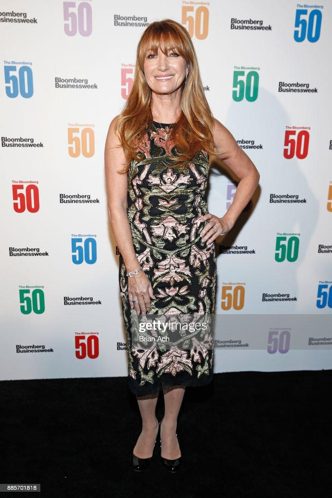 Actress Jane Seymour attends 'The Bloomberg 50' Celebration at Gotham Hall on December 4, 2017 in New York City.
