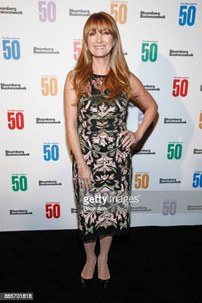 Actress Jane Seymour attends 'The Bloomberg 50' Celebration at Gotham Hall on December 4 2017 in New York City