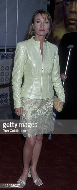 Actress Jane Seymour attends the world premiere of 'Rules of Engagement' on April 2 2000 at Mann Village Theater in Westwood California