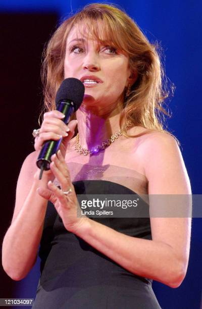 Actress Jane Seymour during American Red Cross 125th Anniversary Gala May 11 2006 at The National Building Museum in Washington DC DC United States